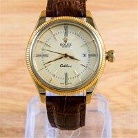 Đồng hồ nam Rolex Cellini R.L217 - dây da