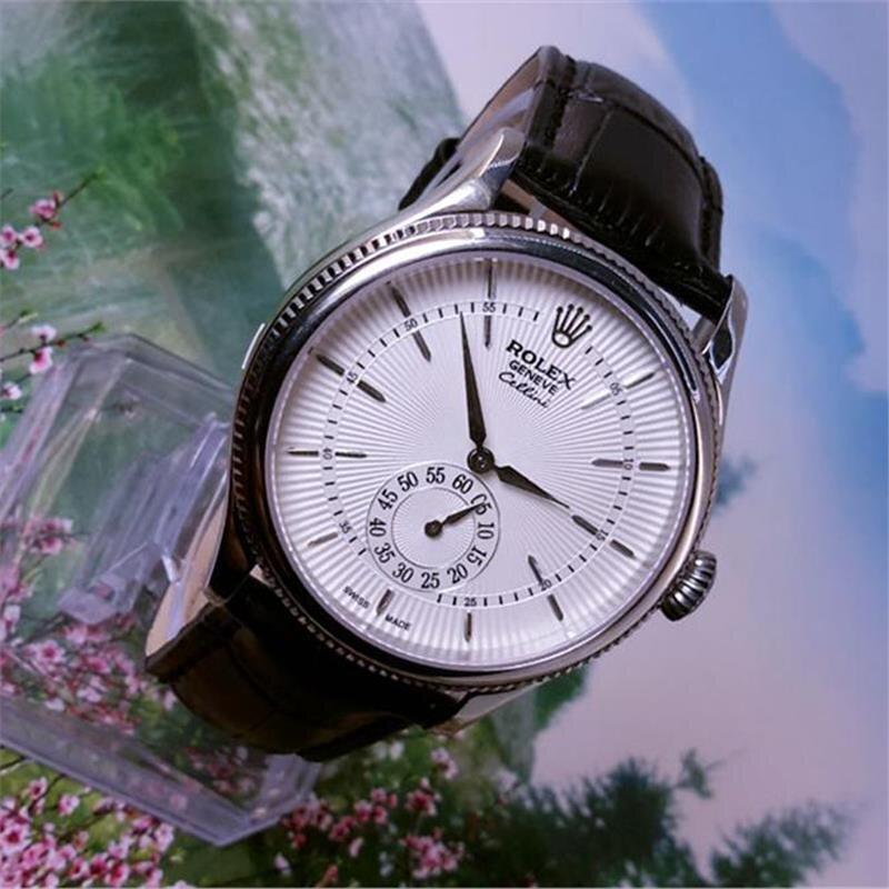 Đồng hồ nam Rolex Cellini R.L1073 - dây da