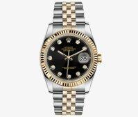 Đồng hồ nam Rolex Datejust R008 Automatic