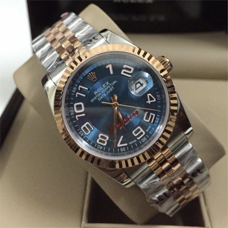 Đồng hồ nam Rolex DateJust Automatic R.L390