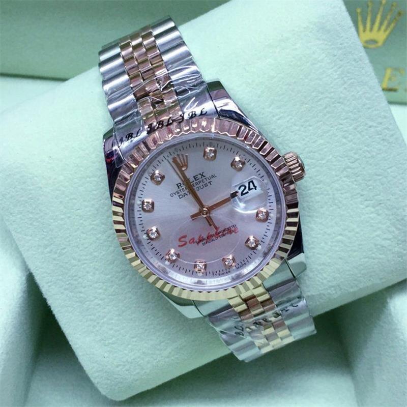 Đồng hồ nam Rolex DateJust Automatic R.L384