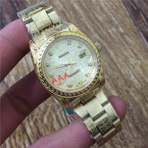 Đồng hồ nam Rolex DateJust Automatic R.L666