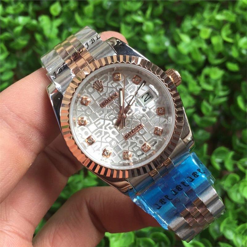 Đồng hồ nam Rolex DateJust Automatic R.L379