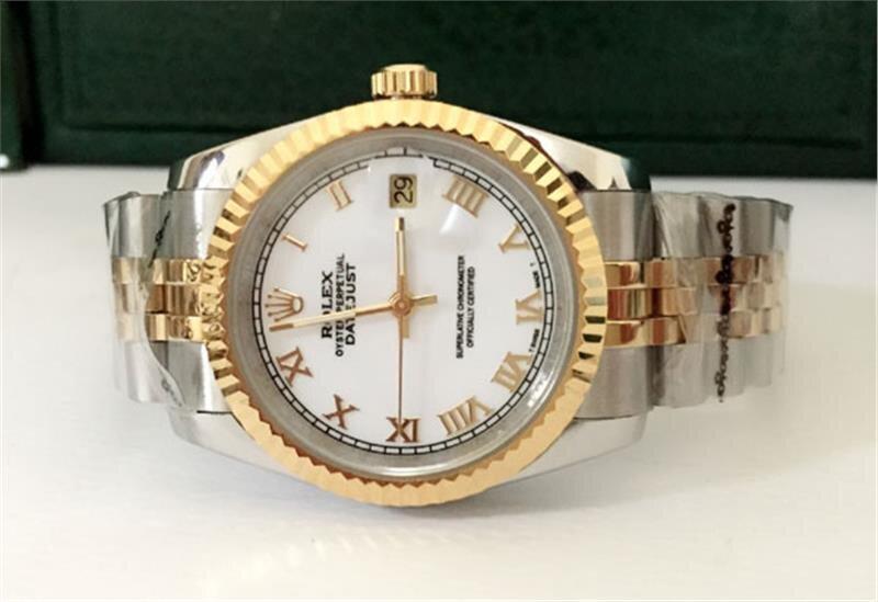 Đồng hồ nam Rolex DateJust Automatic R.L108