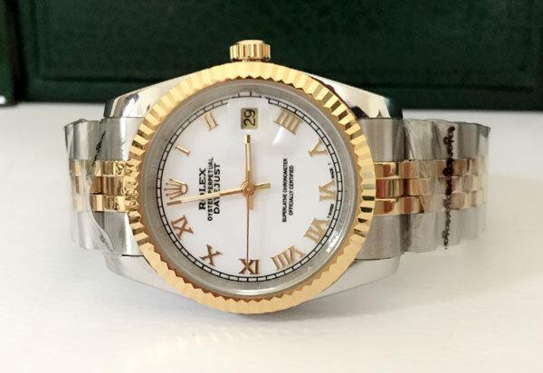 Đồng hồ nam Rolex Oyster RL06
