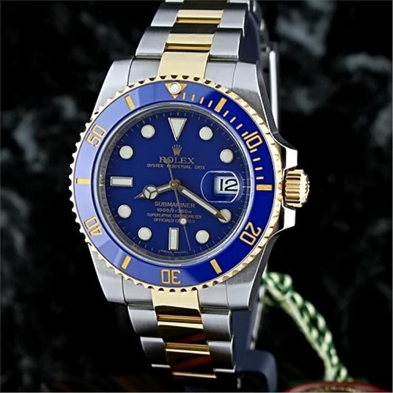 Đồng hồ nam Rolex Submariner Automatic R.L1613
