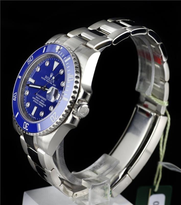 Đồng hồ nam Rolex Submariner Automatic R.L1611Au