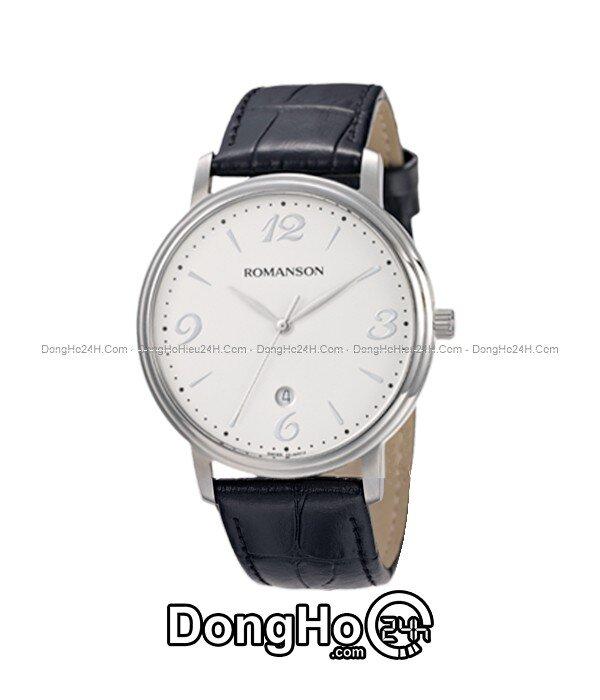 Đồng hồ nam Romanson Quartz TL4259MWWH