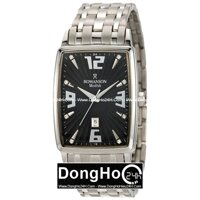 Đồng hồ nam Romanson DM5127MWBK