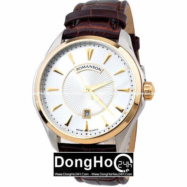 Đồng hồ nam Romanson TL0337MCWH