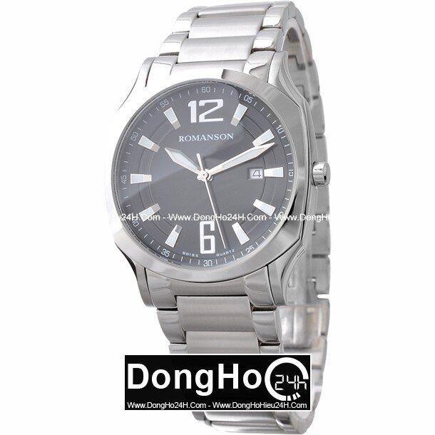 Đồng hồ nam Romanson TM1271MWBK