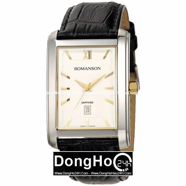 Đồng hồ nam Romanson TL2625MCWH