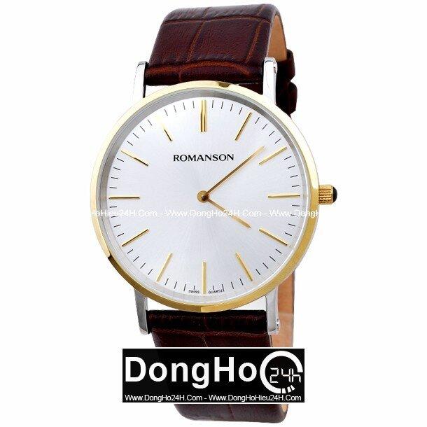Đồng hồ nam Romanson TL0387MCWH