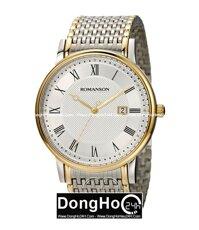 Đồng hồ nam Romanson TM1274MCWH