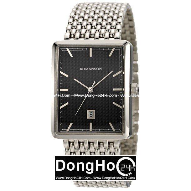 Đồng hồ nam Romanson DM5163NMWBK