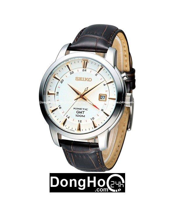 Đồng hồ nam Seiko Kinetic SUN035P1