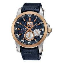 Đồng hồ nam Seiko Premier Kinetic Perpetual SNP126P1