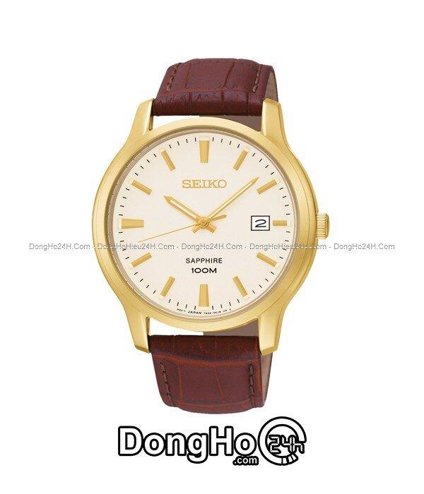 Đồng hồ nam Seiko Quartz SGEH44P1
