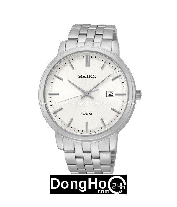 Đồng hồ nam Seiko quartz SUR105P1