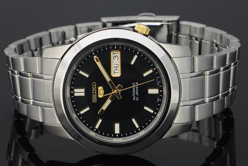Đồng hồ nam Seiko SNKK17K1