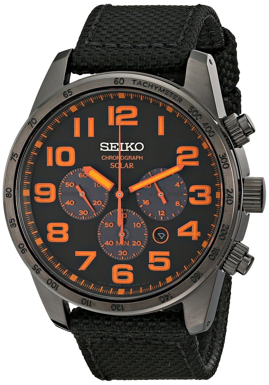 Đồng hồ nam Seiko Solar SSC233