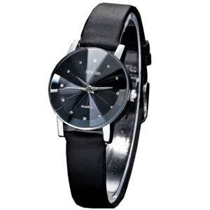 Đồng hồ nam Sinobi 98KN1 - dây da