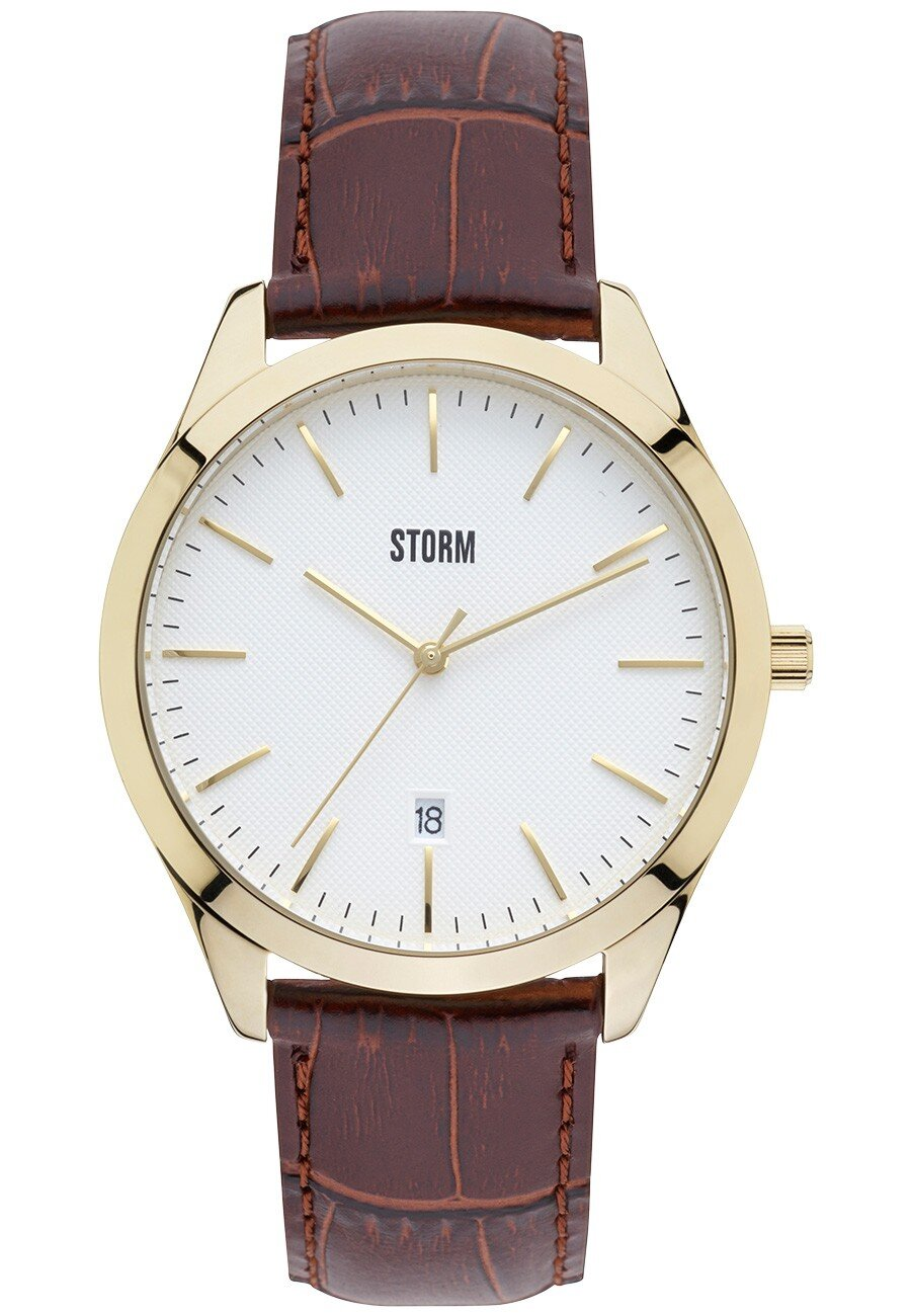 Đồng hồ nam Storm Ortus Gold