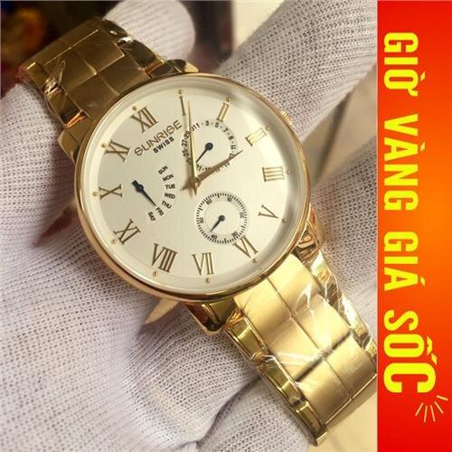 Đồng hồ nam Sunrise Sport DM747SWA-7FG