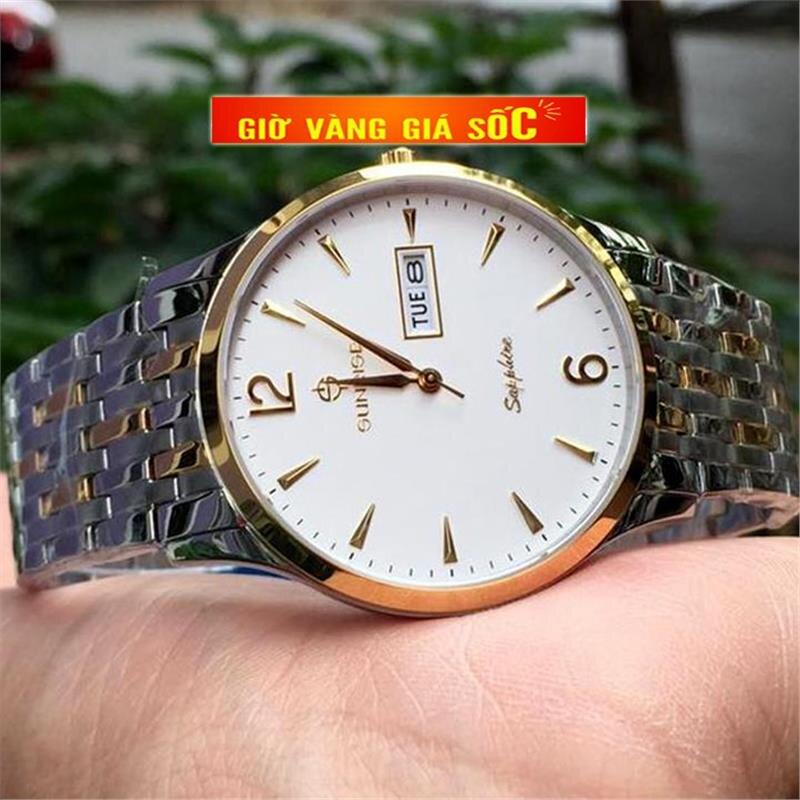 Đồng hồ nam Sunrise DM778SWA-7SG