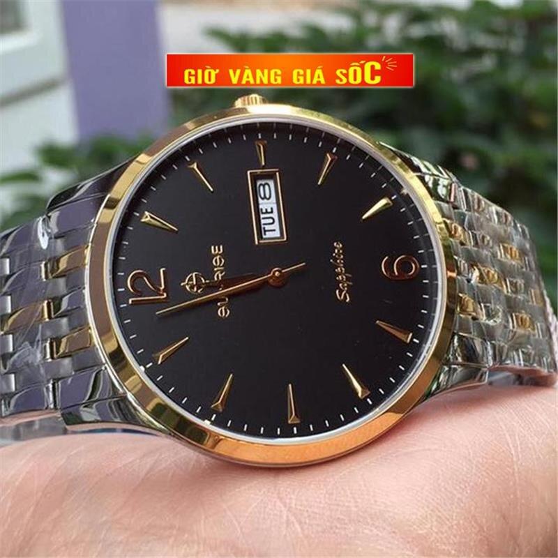 Đồng hồ nam Sunrise DM778SWA-1SG