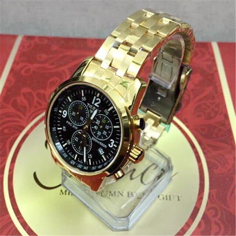 Đồng hồ nam Tissot PRC 200 Chronograph T.033