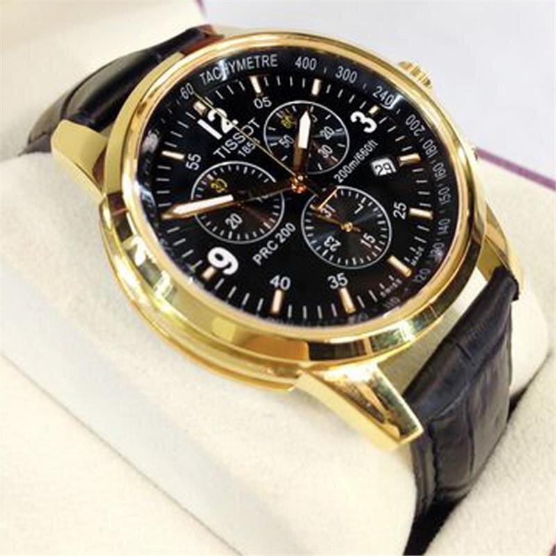 Đồng hồ nam Tissot PRC 200 Chronograph T3.40