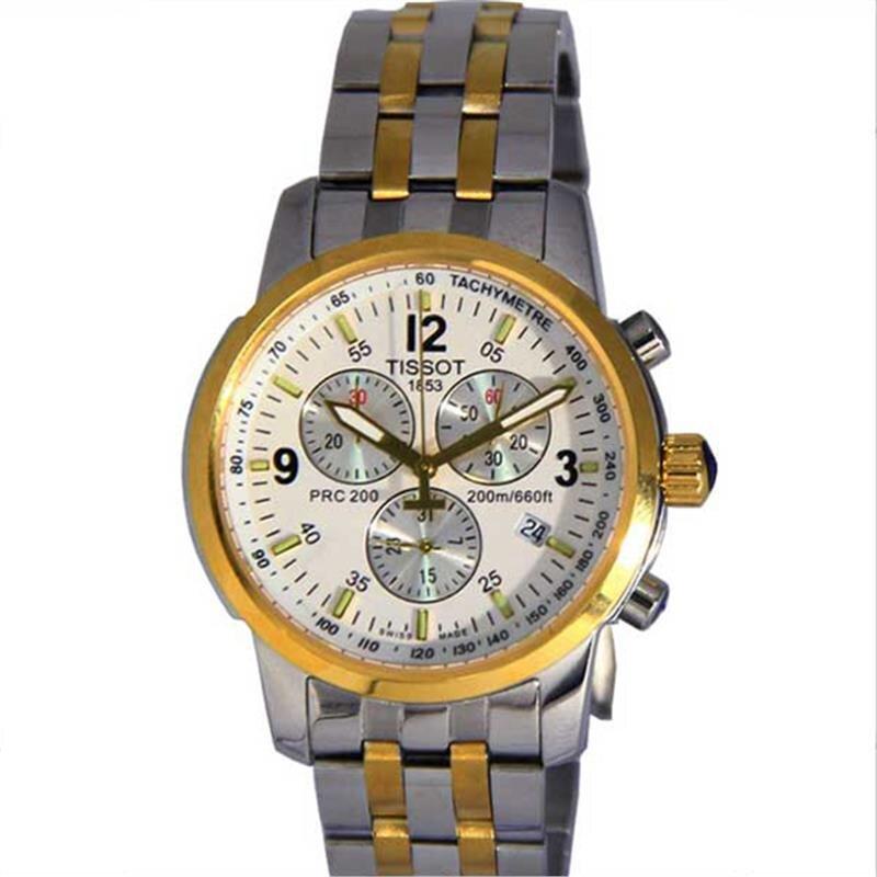 Đồng hồ nam Tissot PRC 200 Chronograph T2.035