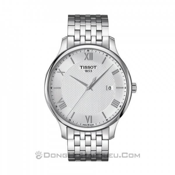 Đồng hồ nam Tissot T063.610.11.038.00 - dây kim loại
