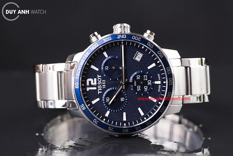 Đồng hồ nam Tissot T095.417.11.047.00 - dây kim loại