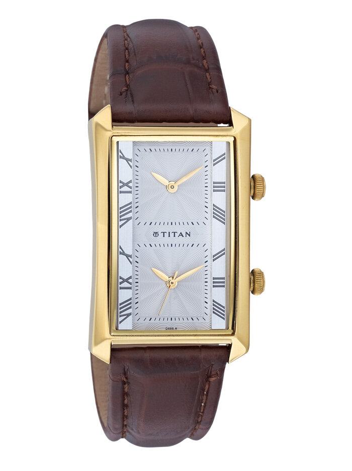 Đồng hồ nam Titan 1490YL07