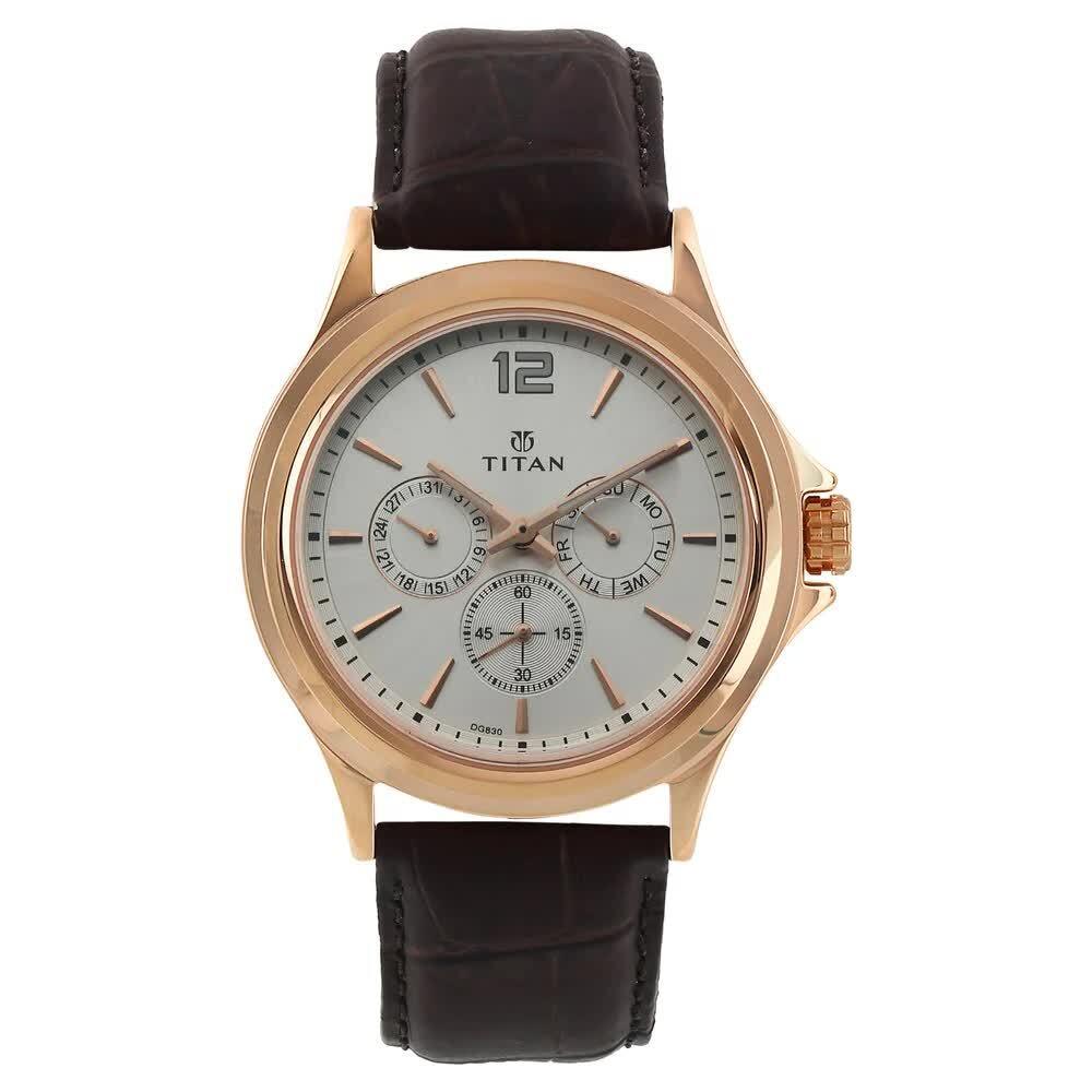 Đồng hồ nam Titan 1698WL01