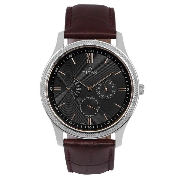 Đồng hồ nam Titan 1768SL04