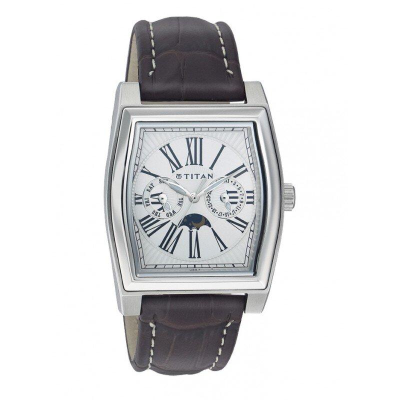 Đồng hồ nam Titan chính hãng 1555SL01