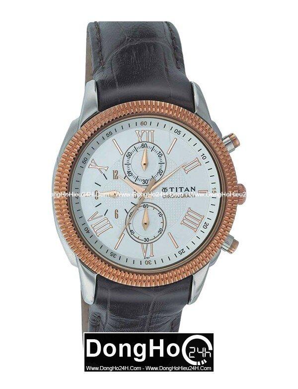 Đồng hồ nam Titan chính hãng 1489QL01