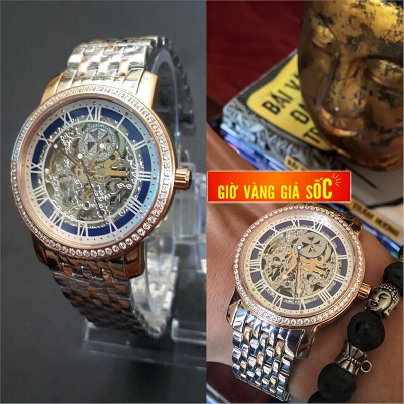 Đồng hồ nam Vacheron Constantin Automatic V.C7305Au