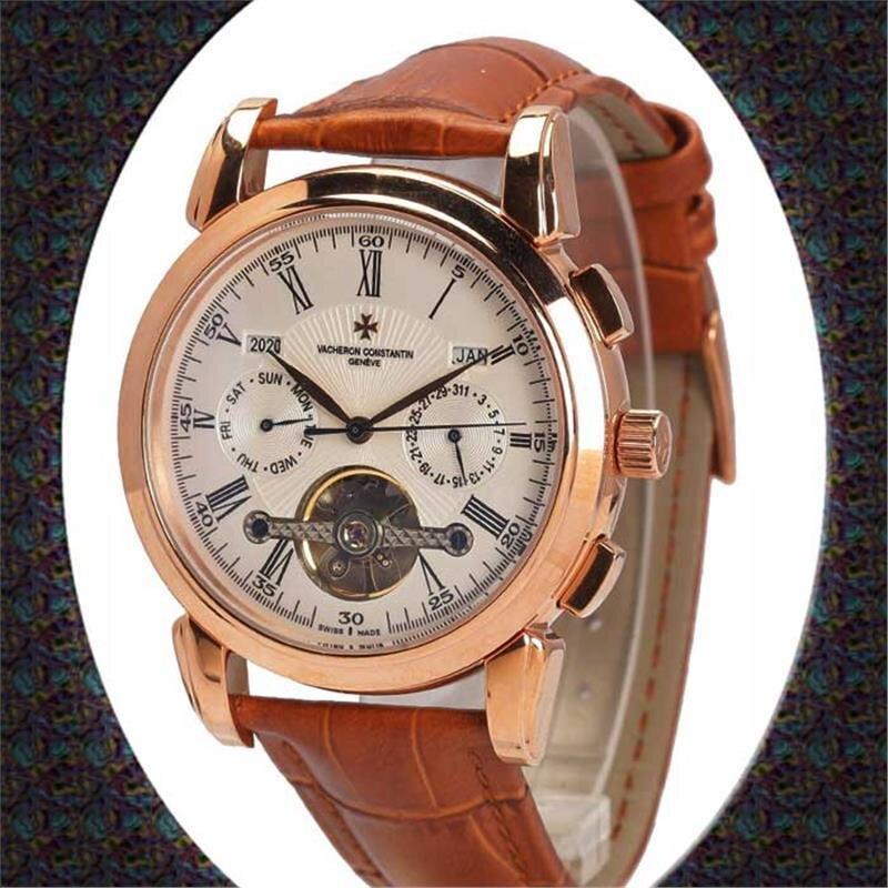 Đồng hồ nam Vacheron Constantin Automatic V.C719Au