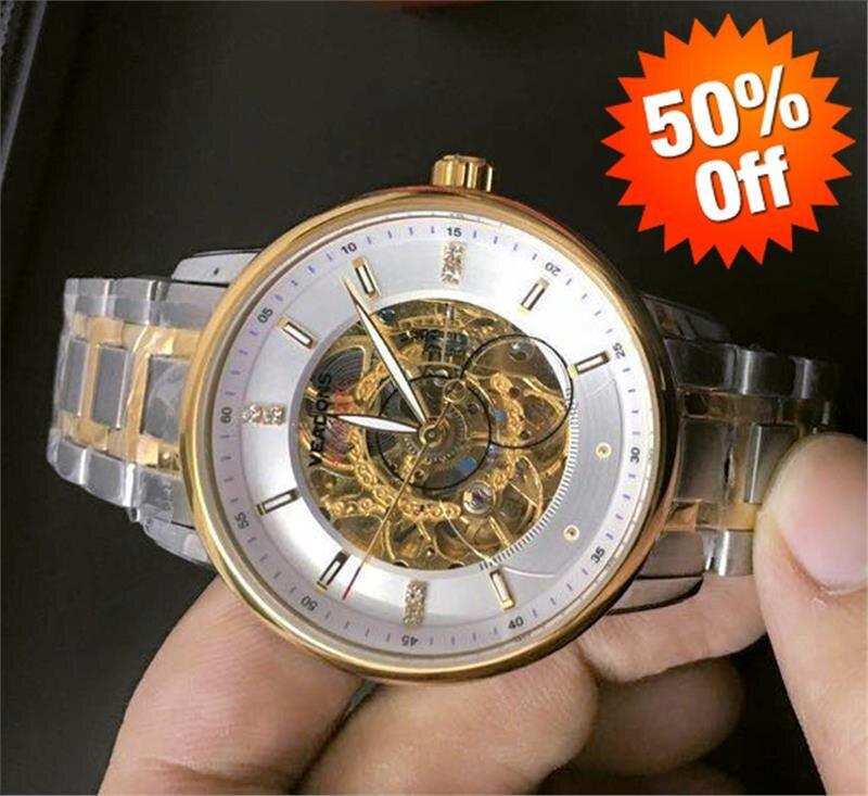 Đồng hồ nam Veadons Automatic VD.012