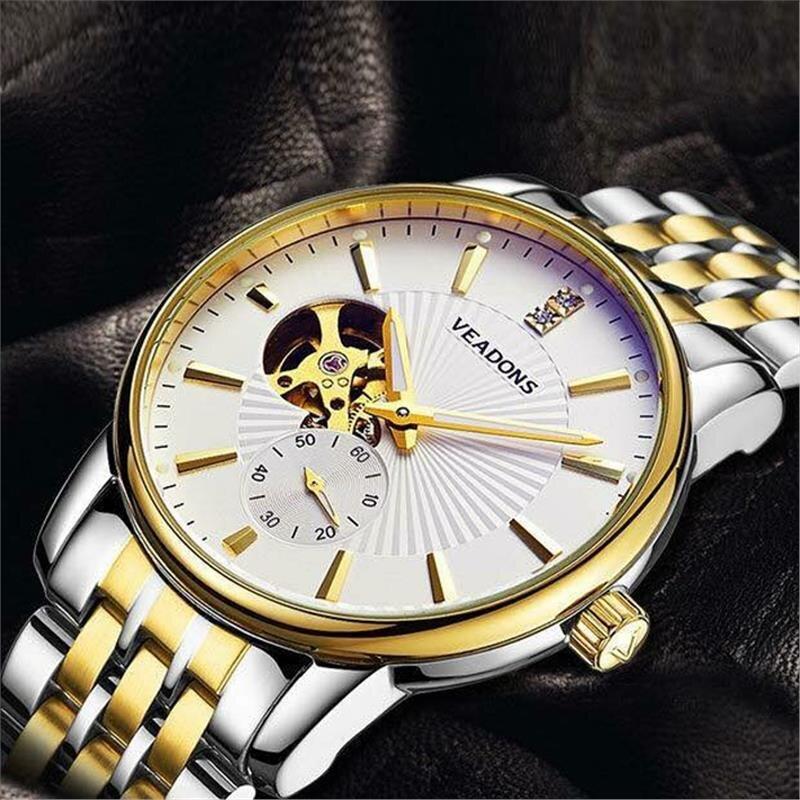 Đồng hồ nam Veadons Automatic VD.001