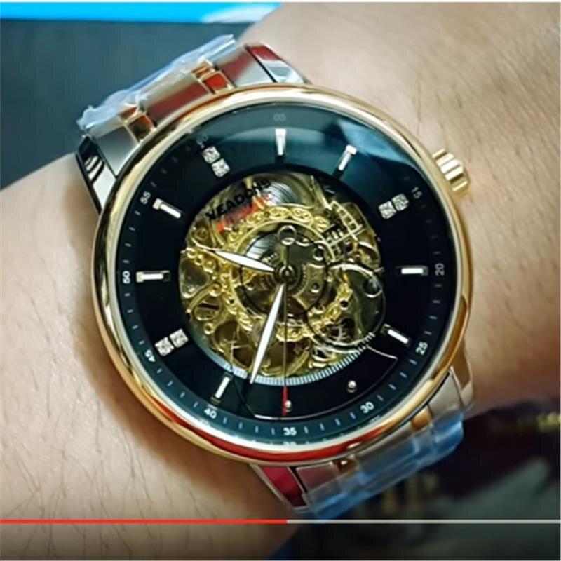 Đồng hồ nam Veadons Automatic VD.011