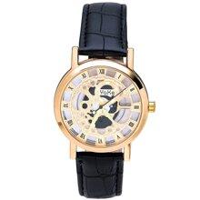 Đồng hồ nam Yake 001 - dây da