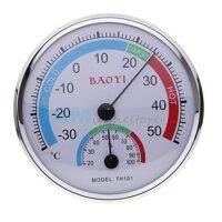 Đồng hồ nhiệt kế TH101