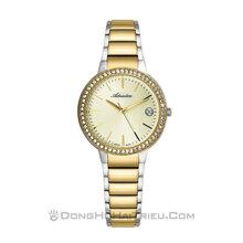 Đồng hồ nữ Adriatica A3415.2111QZ – dây kim loại