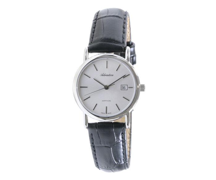 Đồng hồ nữ Adriatica A3159.5213Q - dây da