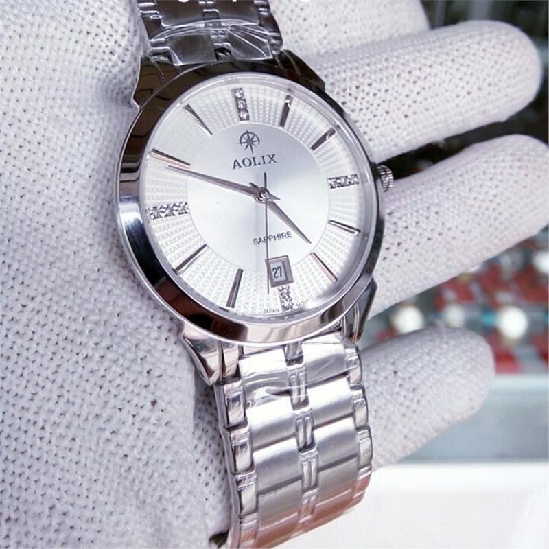 Đồng hồ nữ Aolix Sapphire AL.9094L-7D